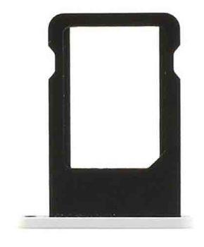Simkaart houder voor iPhone 5c -Wit