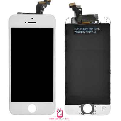 LCD-Display incl. Touch Unit iPhone 6 Wit