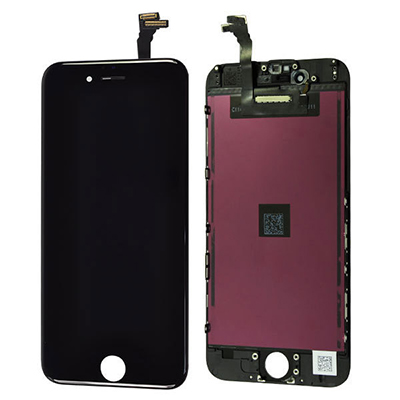 iPhone 6 LCD scherm AAA+- zwart