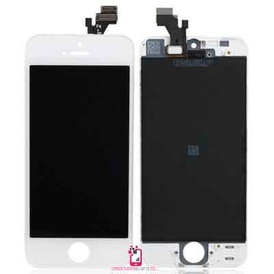iPhone 5S LCD + Touchscreen wit