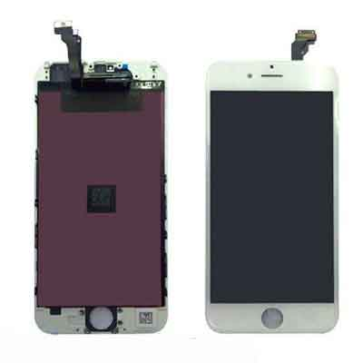iPhone 6 PLUS LCD Scherm Wit