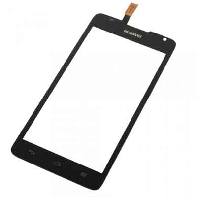 Huawei Ascend G510 Touchscreen Display Zwart