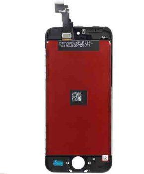 iPhone 5c LCD scherm - Zwart -A+ kwaliteit