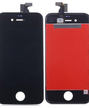 Lcd scherm iPhone 4 zwart