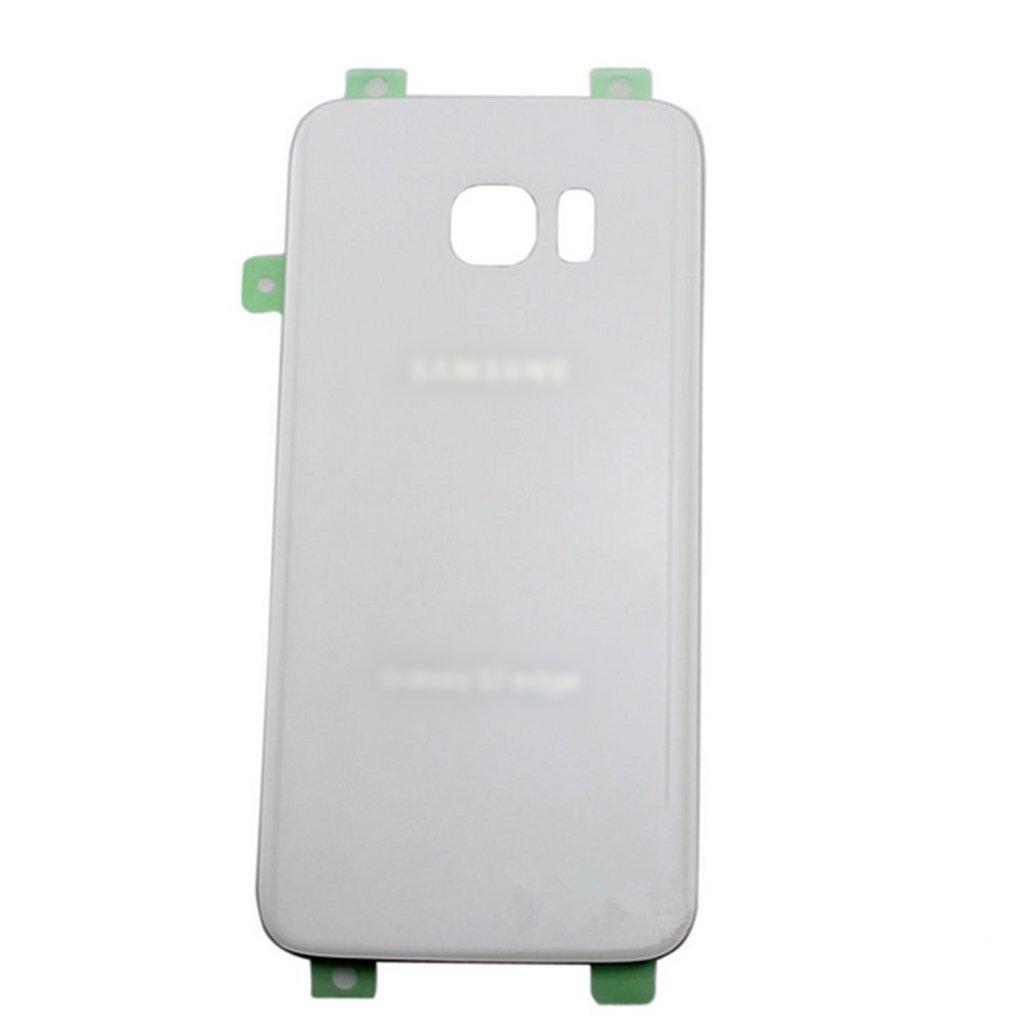 Samsung Galaxy S7 Edge Batterij Cover Wit - originele kwaliteit - met camera lens+ cover