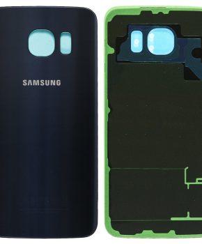Samsung Galaxy S6 Batterij Cover Blauw - originele kwaliteit