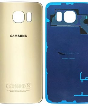 Samsung Galaxy S6 Batterij Cover Goud - originele kwaliteit