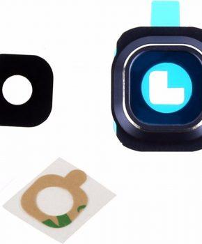 Samsung Galaxy S6 Camera Lens Cover Blauw inclusief lens