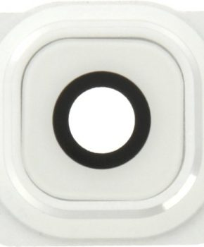 Samsung Galaxy S6 Edge Camera Lens Cover Wit inclusief lens