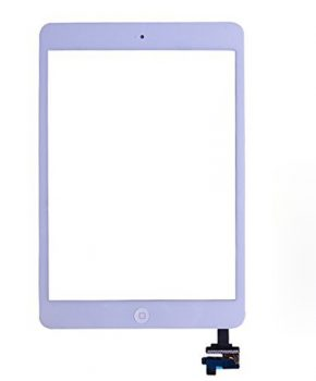 iPad Mini Versie 2 Incl. IC, Homebutton, Flex Touchscreen Display Wit