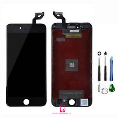 phone 6s plus AAA+ LCD scherm - zwart + Tools