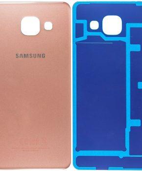 Samsung Galaxy A3 2016 Accudeksel - Roze