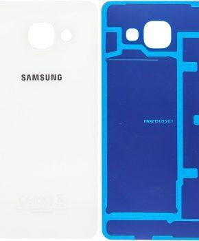 Samsung Galaxy A3 2016 Accudeksel - Wit