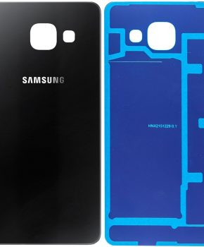 Samsung Galaxy A3 2016 Accudeksel - Zwart
