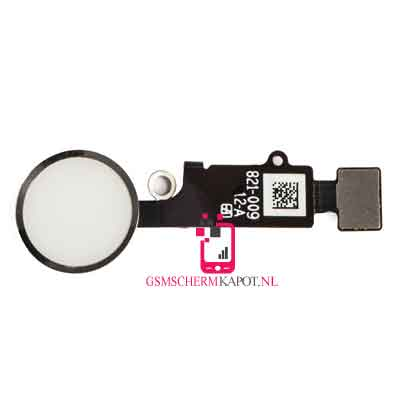 iPhone 7 home button flexkabel - wit