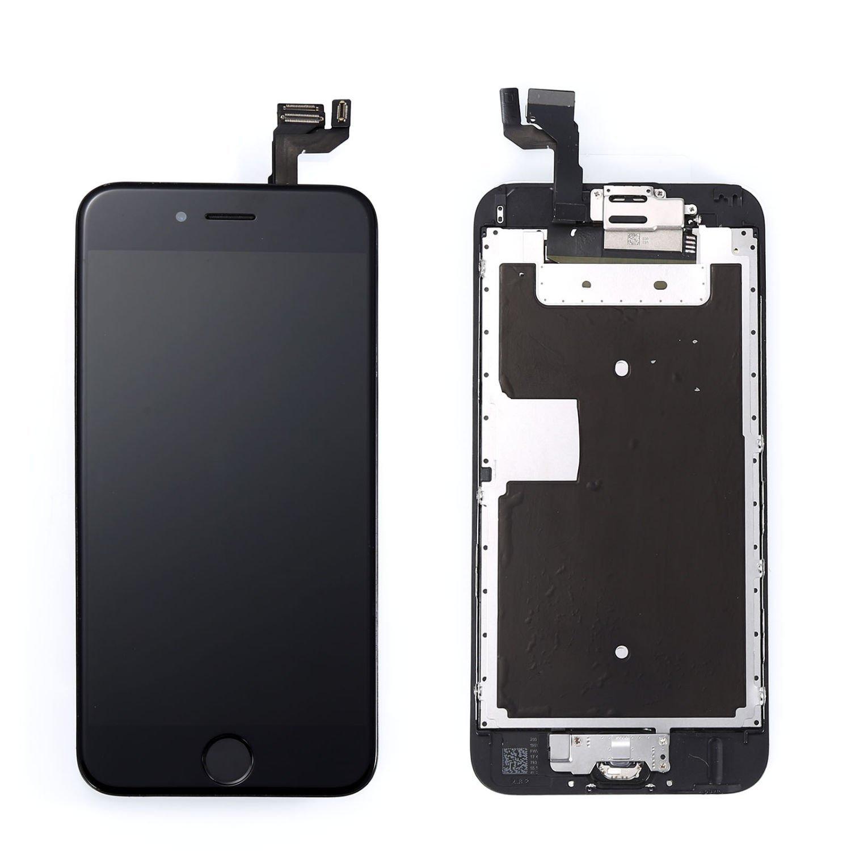 Voorgemonteerd Iphone 6S LCD scherm AAA+ - Zwart & Tools