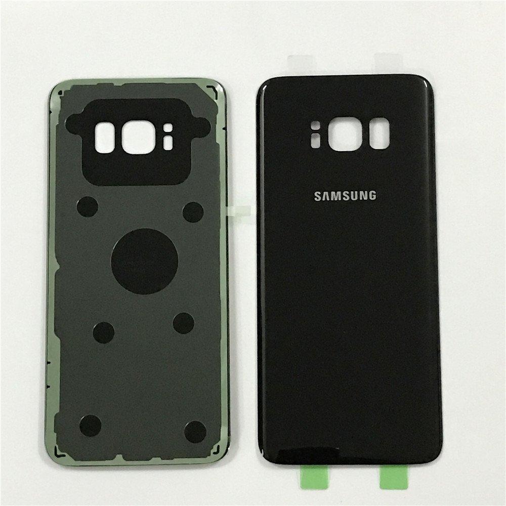 Samsung s8 achterkant –  Midnight Black – originele kwaliteit