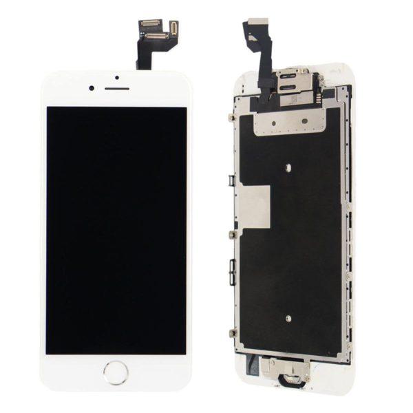 Voorgemonteerd Iphone 6S LCD scherm - AAA+ - Wit & Tools