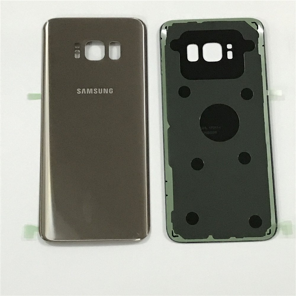 Voor Samsung s8 Plus achterkant - Goud – originele kwaliteit