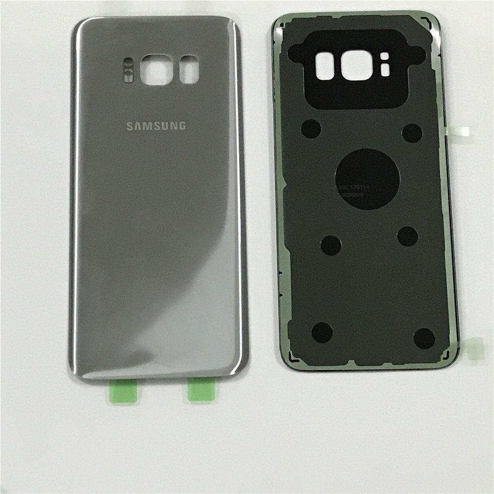 Samsung s8 plus achterkant - Arctic Silver – originele kwaliteit