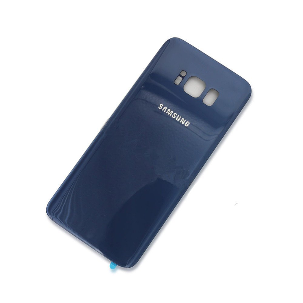 Samsung s8 Plus achterkant - Coral Blue – originele kwaliteit