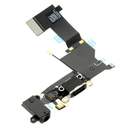iPhone SE Dock Connector Zwart - originele kwaliteit