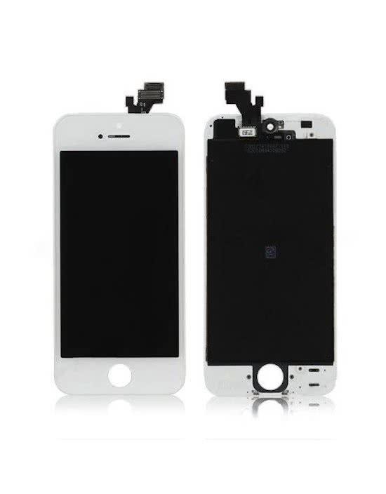Iphone 5 scherm - wit - met gratis reparatie kitje