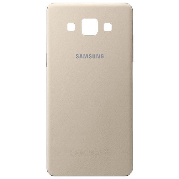 Samsung A500F Galaxy A5 Achterbehuizing - Goud