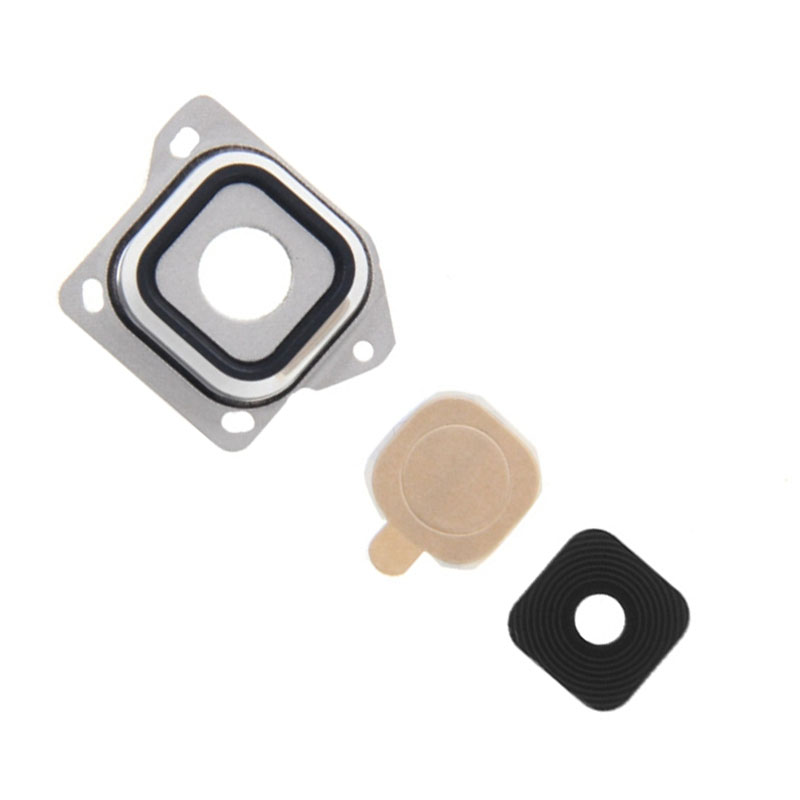 Samsung Galaxy A3 A3000F - camera cover met lens - Wit