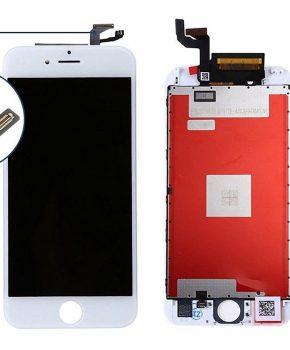 phone 6s plus AAA+ LCD scherm - wit + Tools