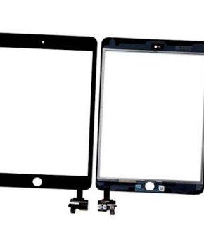 Touchscreen iPad Mini Versie 3 - zwart
