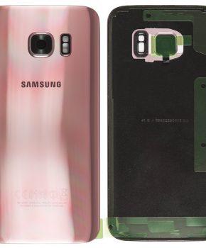 Samsung Galaxy S7 Batterij Cover Rose Pink - originele kwaliteit