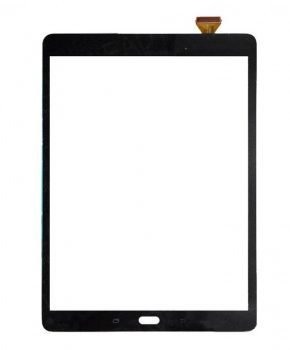 """Samsung Galaxy Tab A 9.7"""" scherm - echt Zwart (SM-T550-T555)"""
