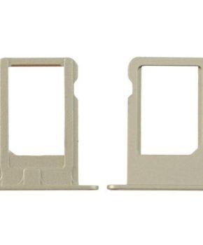 iPhone 5/5S Simkaart houder – Goud