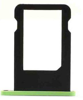Simkaart houder voor iPhone 5c - Groen