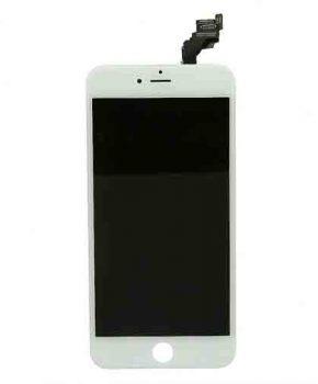 Voorgemonteerd iPhone 6 Plus Scherm - wit - inclusief alle onderdelen + gratis reparatie setje