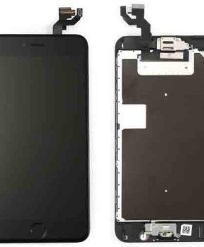Voorgemonteerd Iphone 6S PLUS LCD scherm - A+ - Zwart & Tools