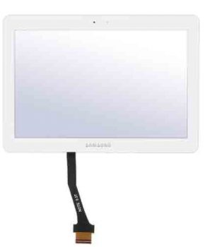 Touchscreen voor Samsung Note Tablet 10.1 N8000 N8010 N8013 - Wit