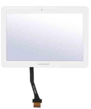 Touchscreen voor Samsung Note Tablet 10.1 N8000 N8010 N8013 - Wit