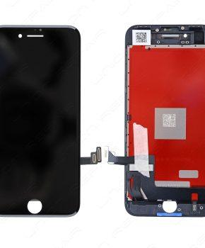 Complete LCD Zwart geschikt voor Apple iPhone 8