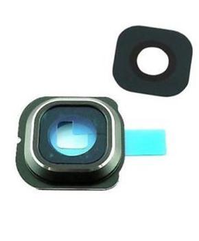 Samsung s6 Edge camera cover - groen - inclusief lens