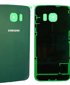 Samsung s6 Edge achterkant - groen - originele kwaliteit