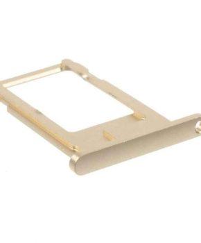 iPhone 7 / 7 Plus Simkaart Houder Zilver / Sim card tray - Goud