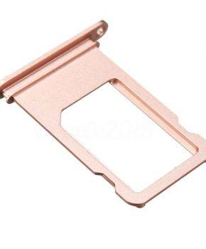 iPhone 7 / 7 Plus Simkaart Houder / Sim card tray - Rose Goud