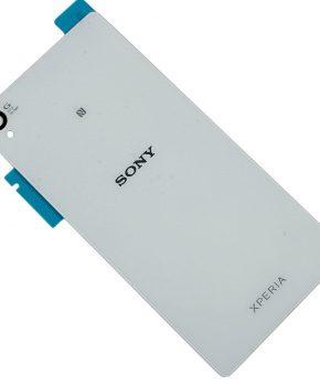 Voor Sony Xperia Z5 - achterkant - Wit - originele kwaliteit