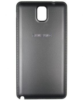 Achterkant - Zwart - voor de Samsung Galaxy Note 3 N9005