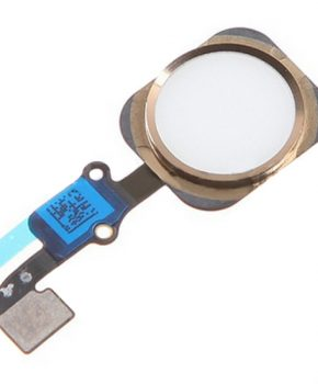 iPhone 6S & 6S Plus home button met flex kabel - Goud