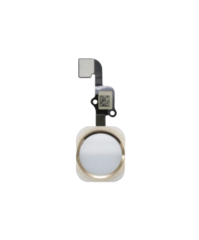 iPhone 6S & 6S Plus home button met flex kabel - Goud
