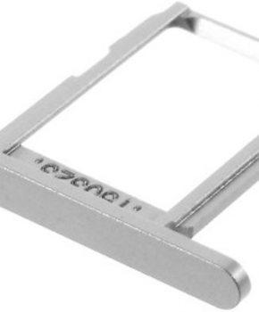 Voor Samsung Galaxy S6 simkaarthouder - Zilver