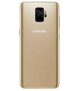 Voor Samsung Galaxy S9 achterkant glas - Goud